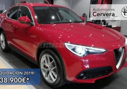 Alfa romeo stelvio 2.2 diesel 154kw 210cv executiv