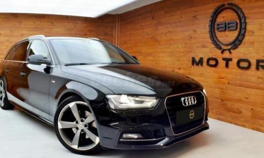 Audi a4 avant 2.0 tdi 190cv s tronic 5p.