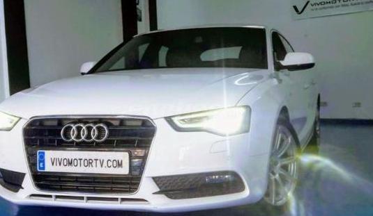 Audi a5 sportback 3.0 tdi 204cv multitronic 5p.