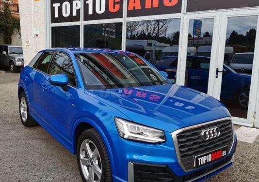 Audi q2 sport edition 1.6 tdi s tronic 5p.