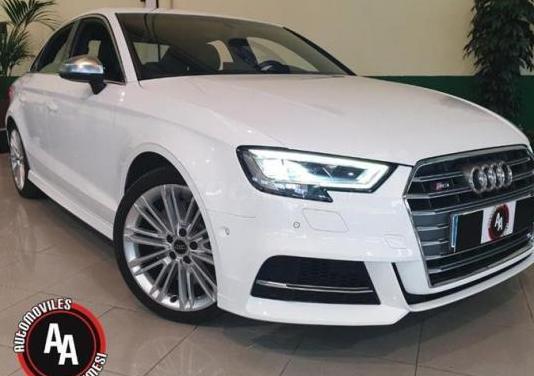 Audi s3 2.0 tfsi quattro s tronic sedan 4p.