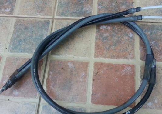 Cables freno mano todo e46 34411165020 34411165021
