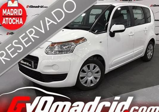 Citroen c3 picasso hdi 90cv airdream attraction 5p