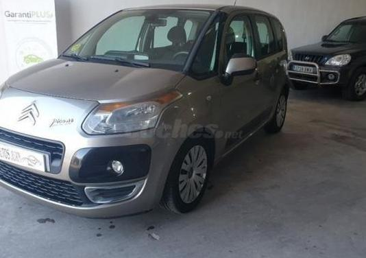 Citroen c3 picasso hdi 90cv airdream exclusive 5p.