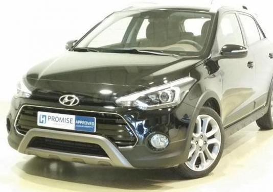 Hyundai i20 active 1.4 crdi klass 5p.
