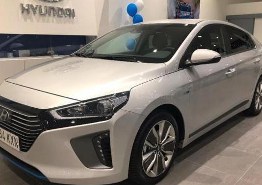 Hyundai ioniq 1.6 gdi hev tecno dt 5p.