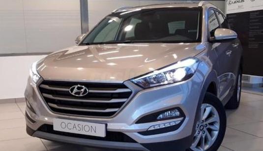 Hyundai tucson 1.6 gdi bluedrive klass nav 4x2 5p.