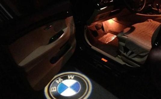 Inalambrico projector logo de puerta de coche