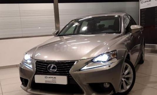Lexus is 300h hybrid drive navi tecno 4p.