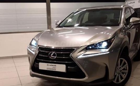 Lexus nx 300h corporate 2wd navibox 5p.