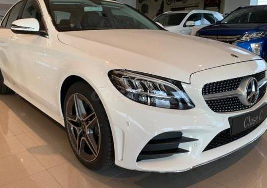 Mercedes-benz clase c c 200 d 4p.