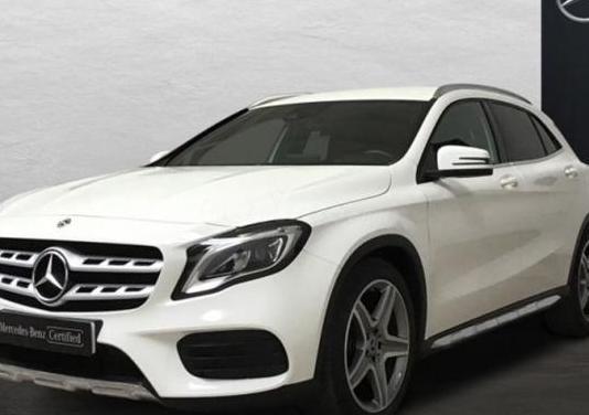 Mercedes-benz clase gla gla 180 5p.