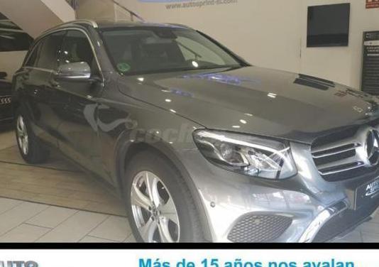 Mercedes-benz clase glc glc 220 d 4matic 5p.