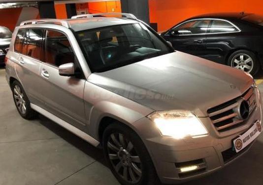 Mercedes-benz clase glk glk 350 cdi 4m 5p.