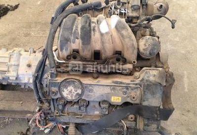 Motor y caja bmw 116 i gasolina