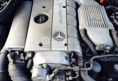 Motor y caja mercedes w203 c 30 cdi amg