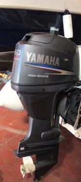 Motor fueraborda yamaha de 50 hp