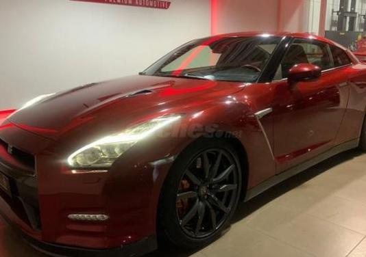 Nissan gtr 3.8 v6 550cv track edition 2p.