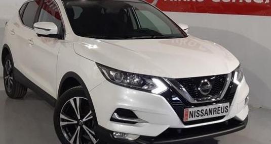 Nissan qashqai digt 85 kw 115 cv nconnecta 5p.