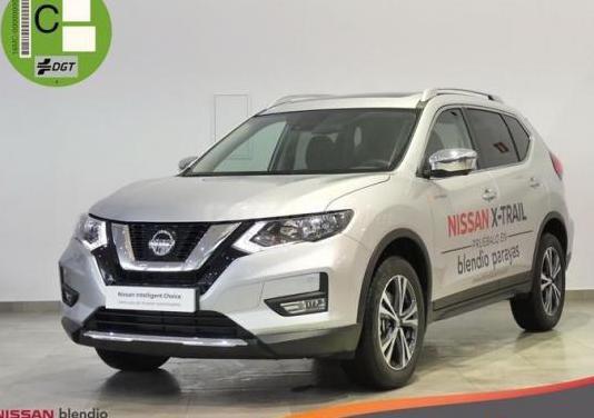 Nissan xtrail 5p dci 110 kw e6d cvt 4x4i nconnecta