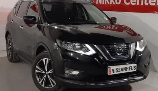 Nissan xtrail 7 pl. dci 96 kw130 cv 4x4i nconnecta