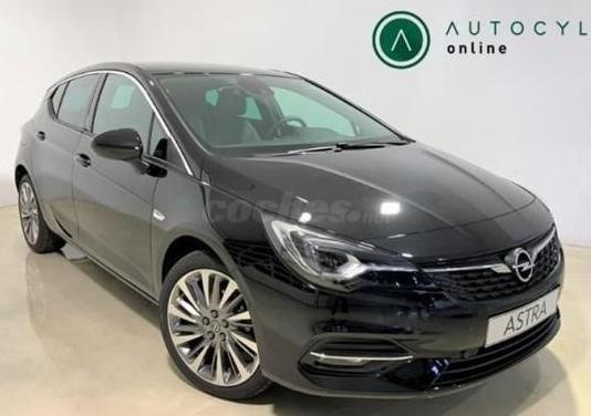 Opel astra 1.2t shr 107kw 145cv elegance 5p.