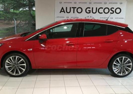 Opel astra 1.4 turbo 92kw 125cv dynamic 5p.