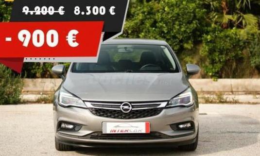 Opel astra 1.7 cdti 110 cv enjoy 5p.