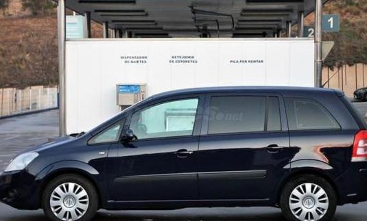 Opel zafira 1.6 16v essentia 5p.