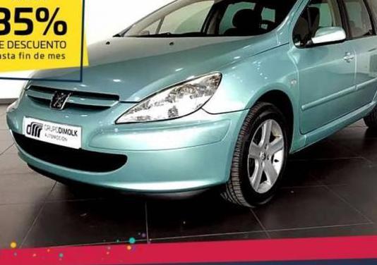 Peugeot 307 sw pack 2.0 hdi 90 5p.