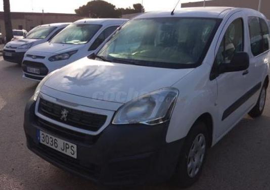 Peugeot partner tepee office 1.6 hdi 75cv