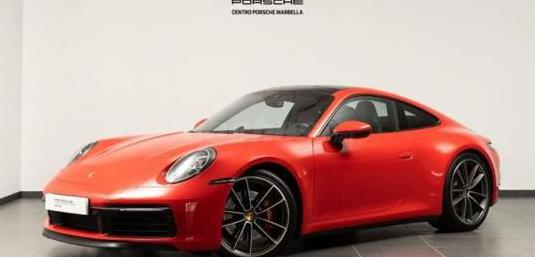 Porsche 911 carrera 4s 2p.