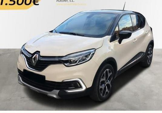 Renault captur zen tce 66kw 90cv 18 5p.