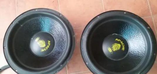 "CAJON BASS REFLEX 12/"" 1000W MAX KIPUS V 1000"