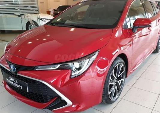 Toyota corolla 2.0 180h advance ecvt touring sport