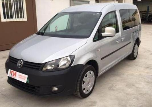Volkswagen caddy 1.6 tdi bmt 102cv maxi comfortl e