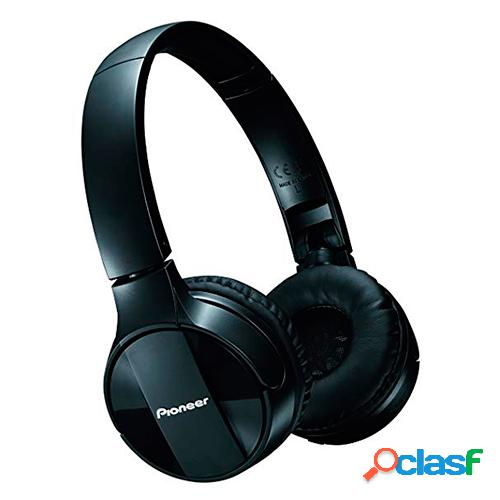 Pioneer auriculares inalámbricos se-mj553bt