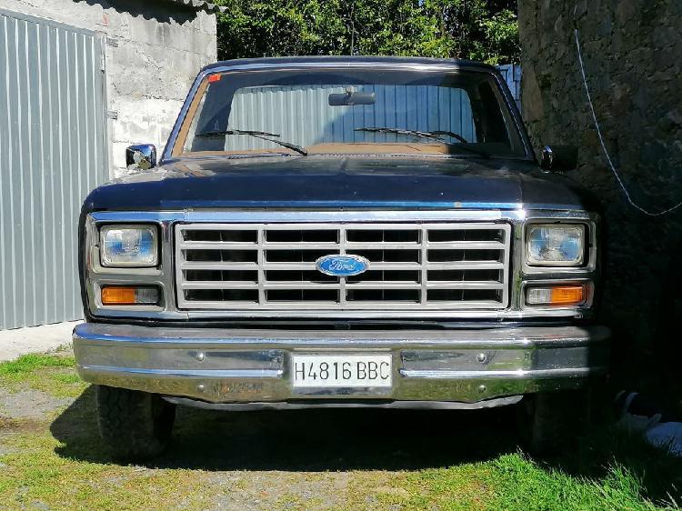 1984 ford f150 pick up 4.9l