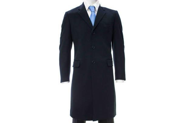 A estrenar abrigo de alta confección