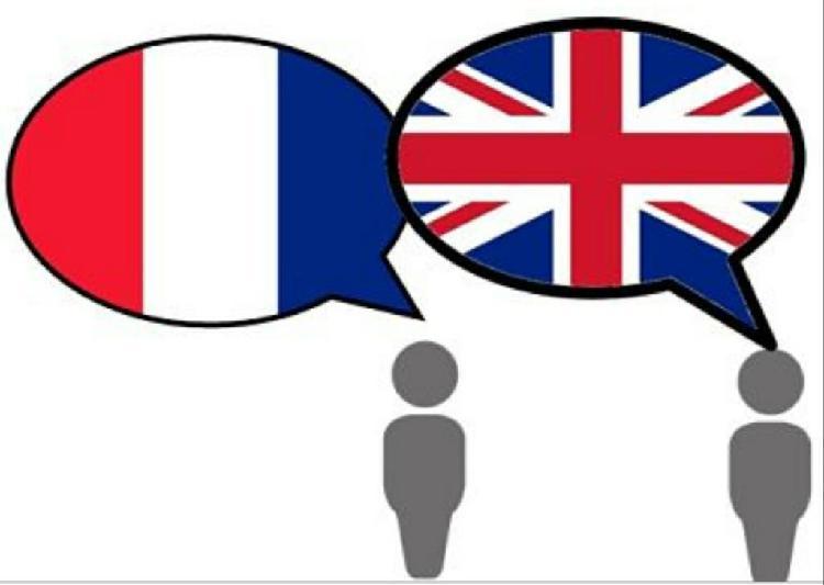 Apoyo en inglés y francés
