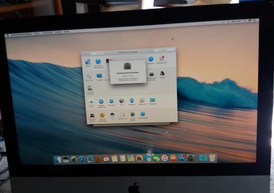 Apple imac intel core duo 3.06ghz (21,5p)