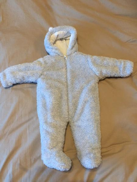 Abrigo bebé de 0 a 3 meses