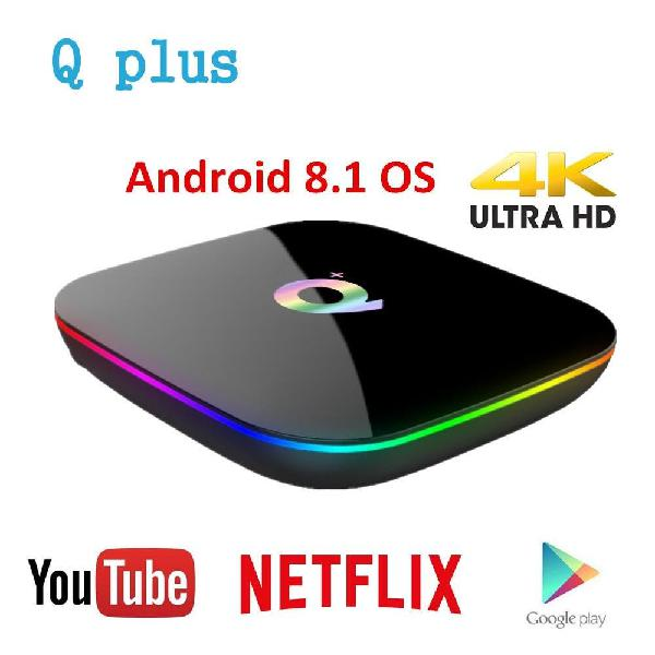Android tv box 64gb nuevo