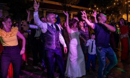 Animador de eventos especialistas en bodas