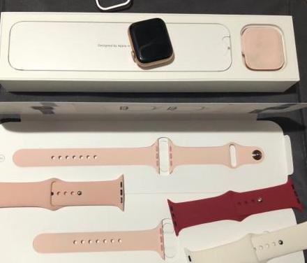 Apple watch serie 4 gps 44mm