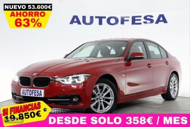 BMW Serie 3 318d de 2015 con 76.700 Km por 20.850 EUR. en
