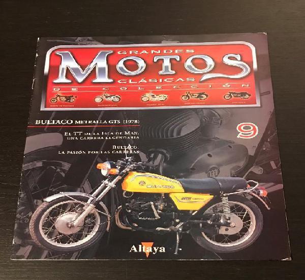 Bultaco metralla gts (1978) - grandes motos clasicas de