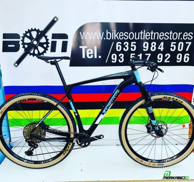 Bicicleta Berria Bravo Xx1 Gold Nueva L