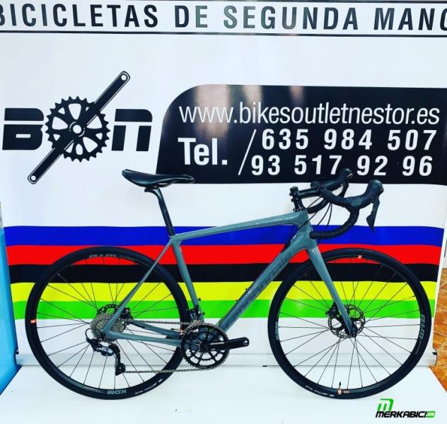 Bicicleta Cannondale Synapse Ultegra Disc