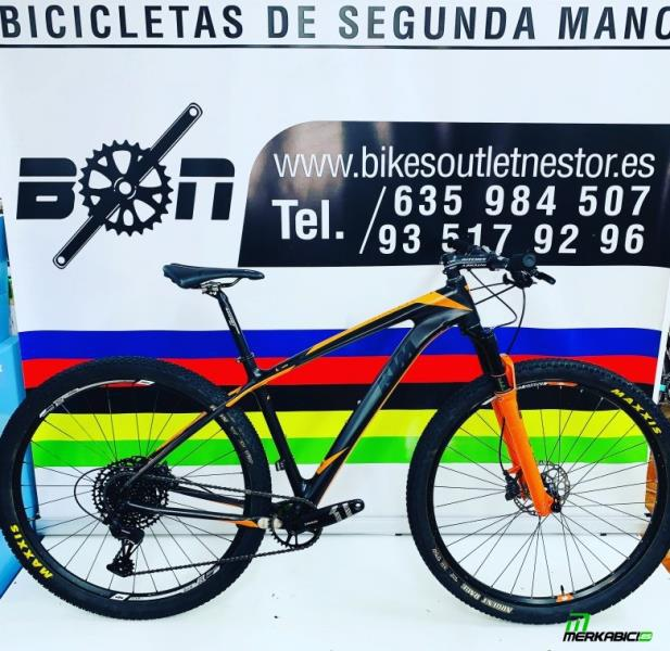 Bicicleta Ktm Myroon Eagle Carbon 29